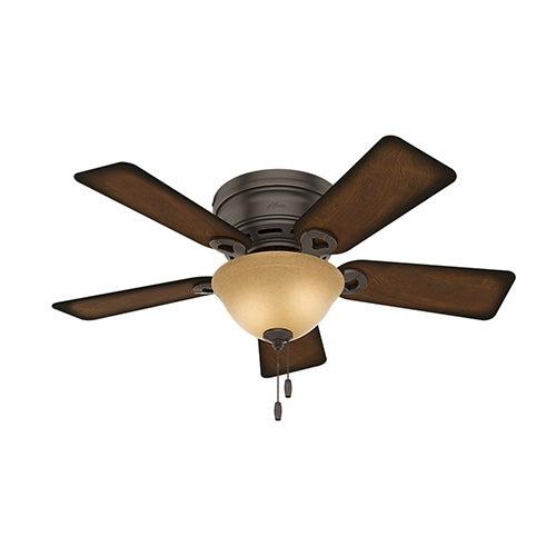 "Conroy 42"" Ceiling Fan, Onyx Bengal"