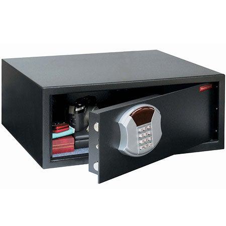 1 Cu.Ft. Low Profile Steel Security Safe
