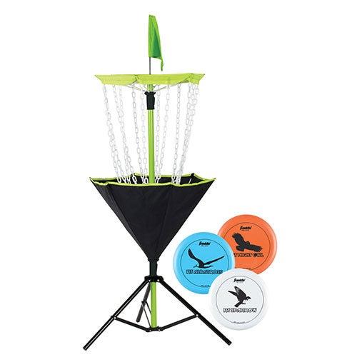 QUIKSET Disc Golf Target Game