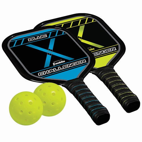 Performance 2 Player Aluminum Pickleball Paddle and Ball Set