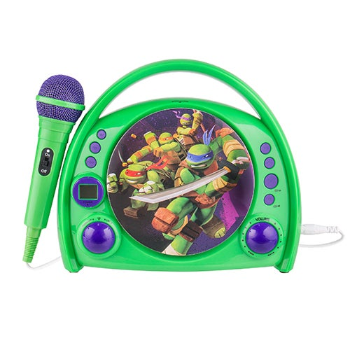 Teenage Mutant Ninja Turtles My First Singalong Karaoke
