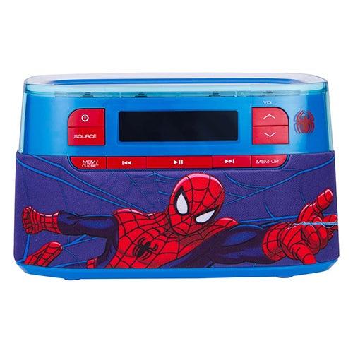 Ultimate Spiderman Wireless ClockRadio w/ Bluetooth