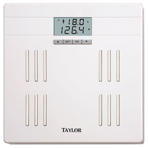 Body Fat & Body Water Monitor Scale