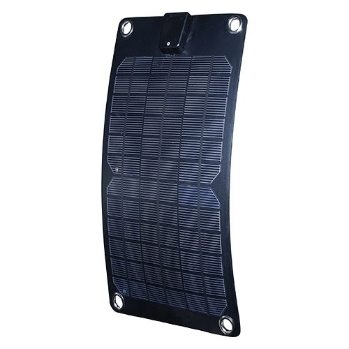 Semi-Flex Folding Solar Panel, 5 Watts