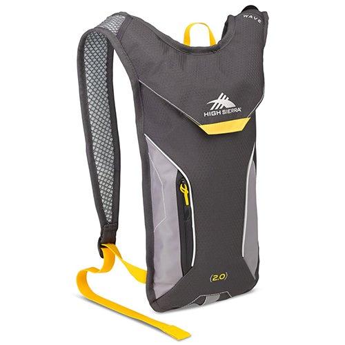 Wave 70 Hydration Pack, Mercury/Ash/Yellow