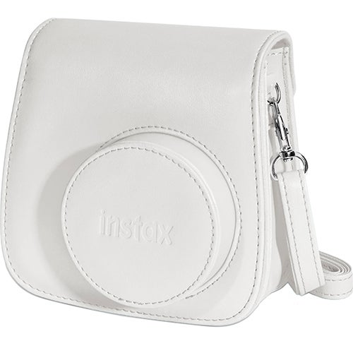 Instax Groovy Camera Case, White