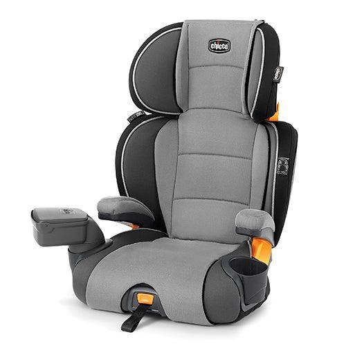 KidFit Zip 2-in-1 Belt Positioning Booster Car Seat, Spectrum