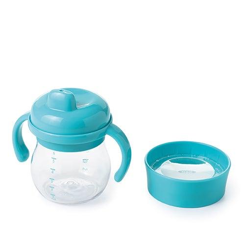 Tot Transitions Sippy Cup Set, Aqua