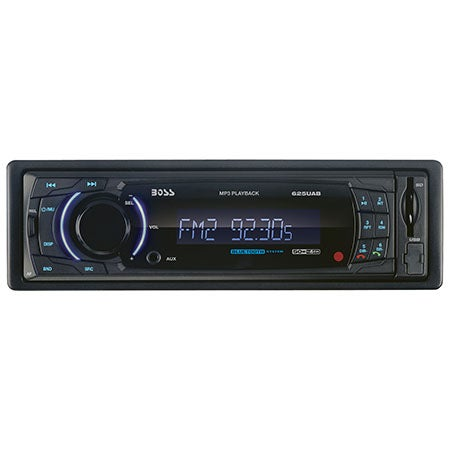 Bluetooth Enabled MP3 Compatible Solid State Receiver