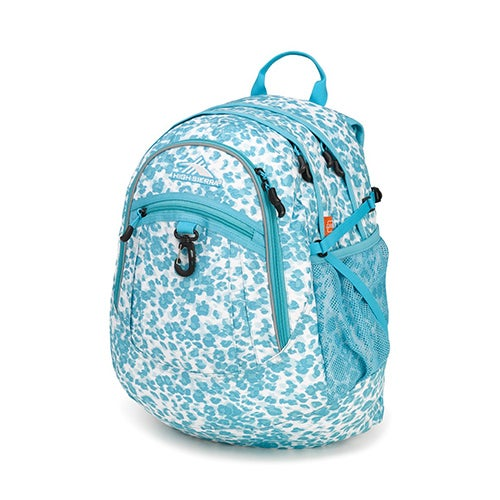 Fatboy Backpack, Tropic Leopard/Tropic Teal