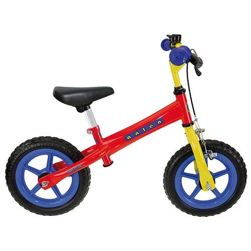 R.12 Balance/Running Bike, Red/Blue/Yellow