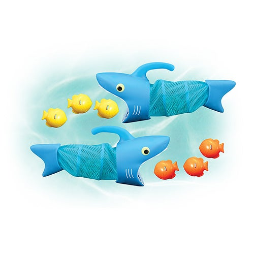 Spark Shark Fish Hunt Pool Toys, Ages 6-8 Years