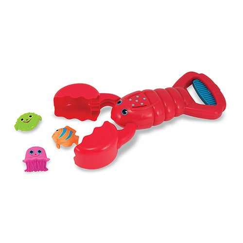 Louie Lobster Claw Catcher Pool Toy, Ages 5-8 Years