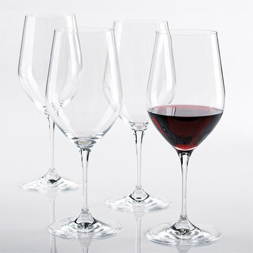 Fusion Classic Cabernet/Merlot Wine Glasses, Set of 4