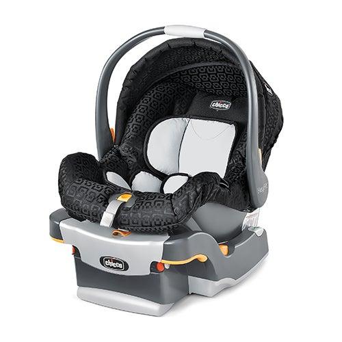 KeyFit Infant Car Seat & Base, Ombra