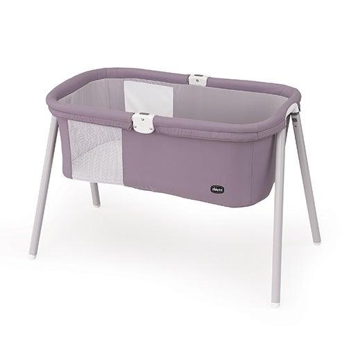LullaGo Portable Bassinet, Lavender