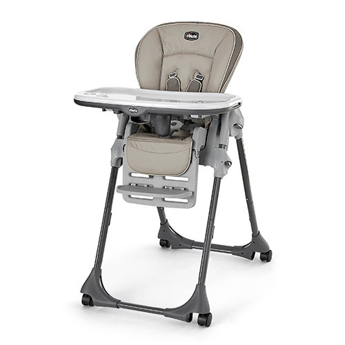 Polly Vinyl Highchair, Papyrus