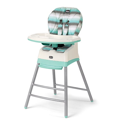 Stack 3-in-1 High Chair, Modmint