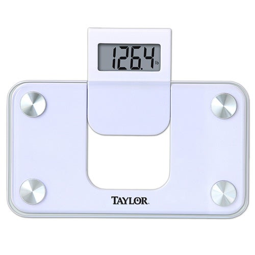 Mini Glass Electronic Scale with Expandable Readout