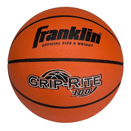 GRIP-RITE Rubber Basketball
