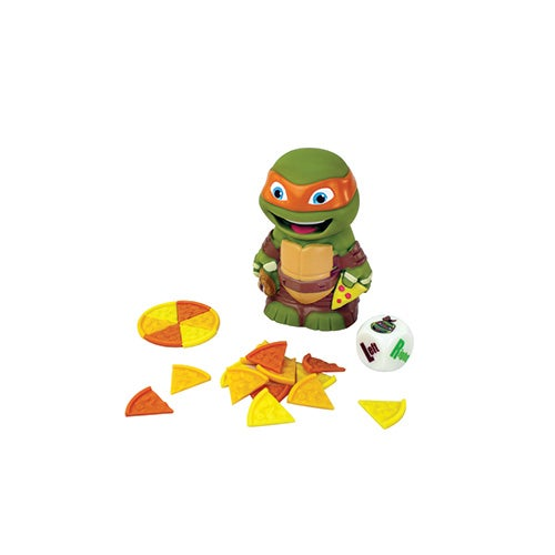 TMNT Belching Mikey Game, Ages 6+ Years