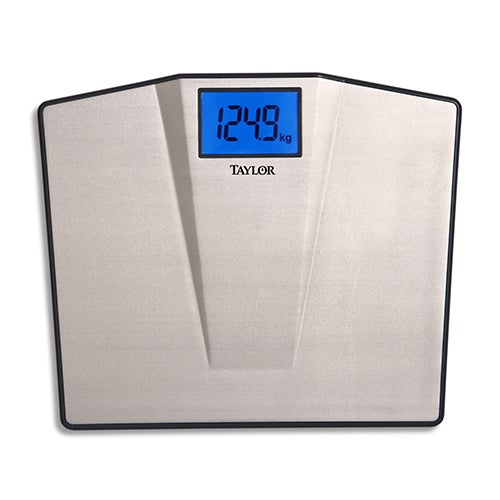 High Capacity Digital Bath Scale, 550lb Capacity