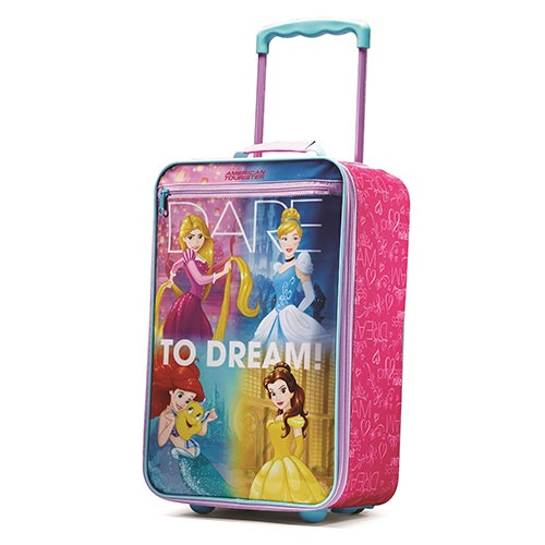 """Disney Princess 18"""" Sofside Upright Roller Bag"""
