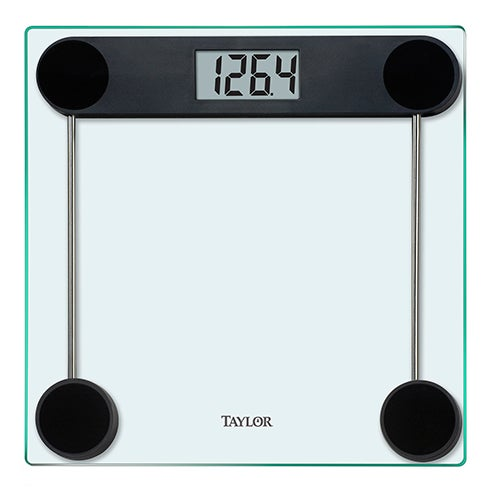 Glass Lithium Electronic Scale