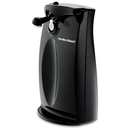 SureCut™ Extra-Tall Can Opener, Black