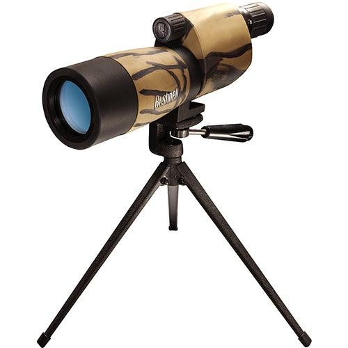 Sentry 18-36x50 Spotting Scope, Camoflage