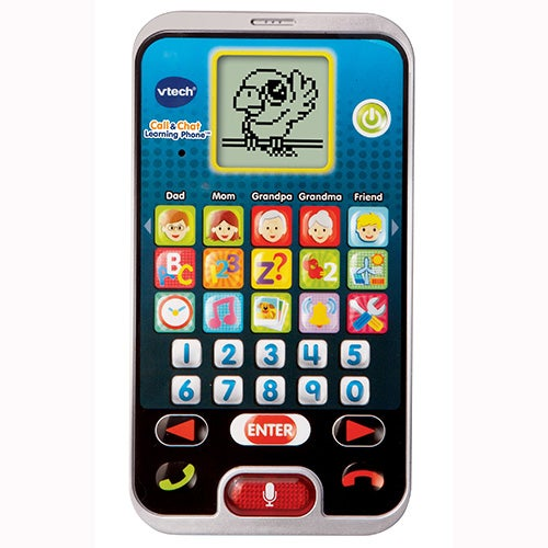 Call & Chat Learning Phone