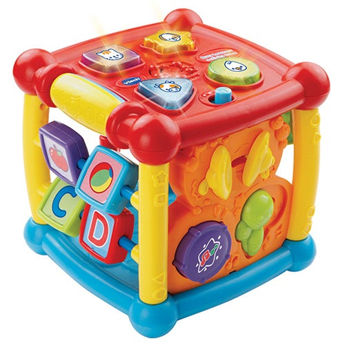 Busy Learners Activity Cube