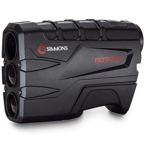 4 x2 0 Volt 600 Laser Rangefinder, Tilt Black