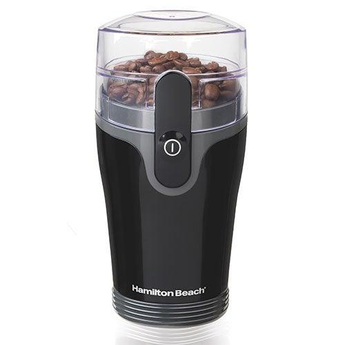 Fresh Grind Coffee Grinder, Black