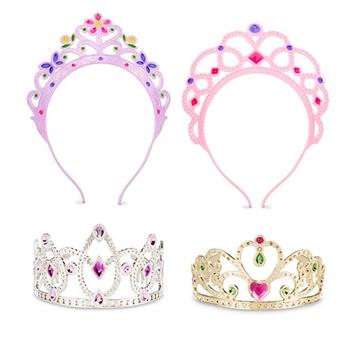 Role-Play Collection - Crown Jewels Tiara, Ages 3-6 Years
