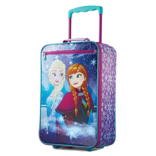 "Disney Frozen 18"" Softside Upright Roller Bag"