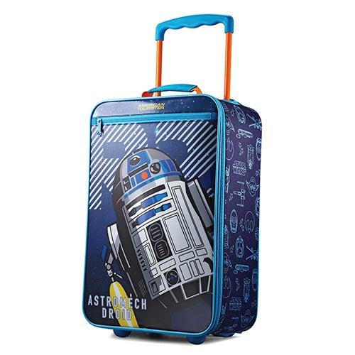 """R2D2 18"""" Softside Upright Roller Bag"""