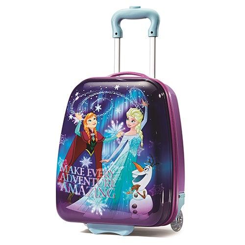 """Disney Frozen 18"""" Hardside Upright Roller Bag"""