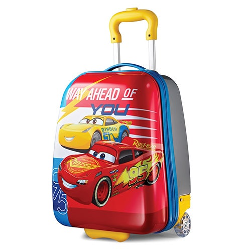 """Disney Cars 18"""" Hardside Upright Roller"""