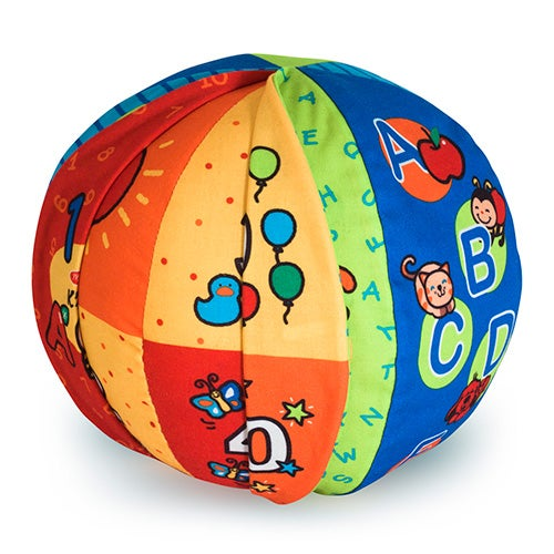 2-in-1 Talking Ball Learning Toy, Ages 6+ Months