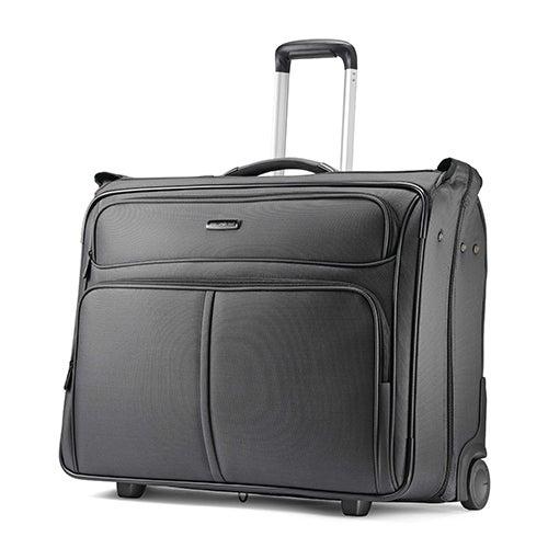 Leverage LTE Wheeled Garment Bag, Charcoal