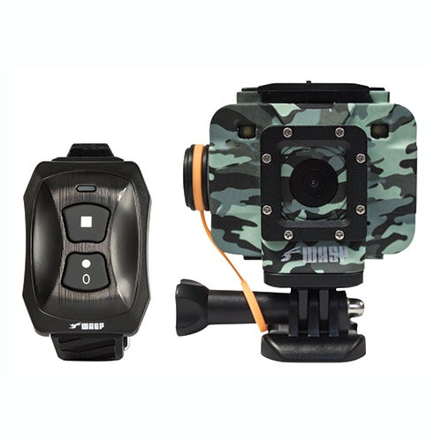 WASPcam 9906 Camo Action Camera