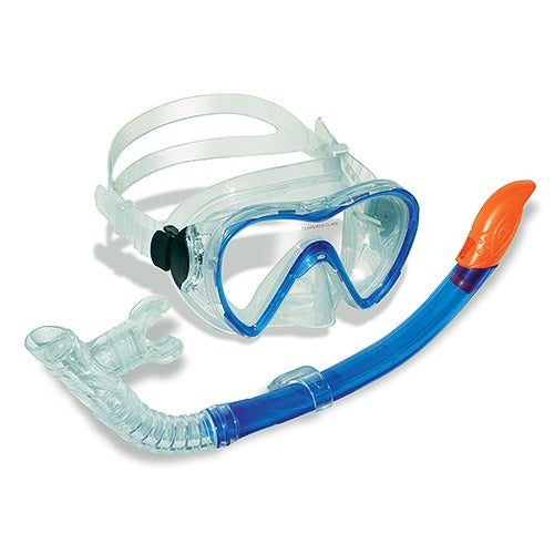 Adult Mask & Snorkel Set