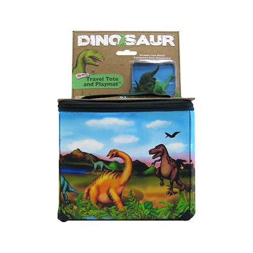 ZipBin 20 Dinosaur Tote w/ Dino