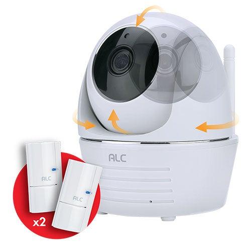 SensorCam II Full HD 1080p Indoor Pan & Tilt Security Camera