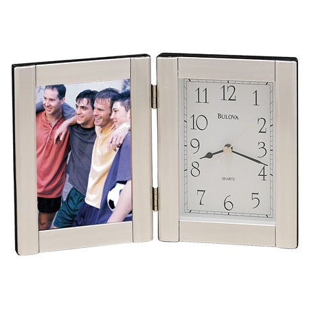 Forte II Picture Frame Clock