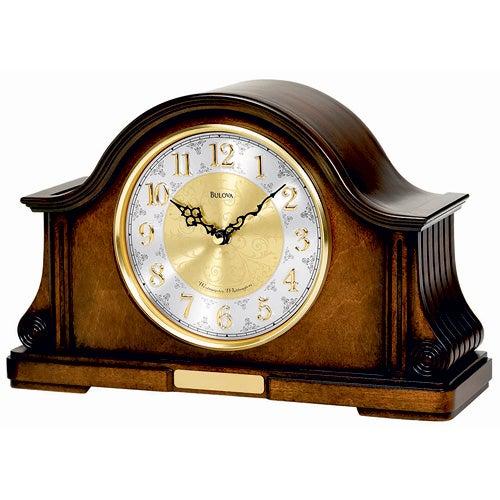Chadbourne Wooden Mantel Clock