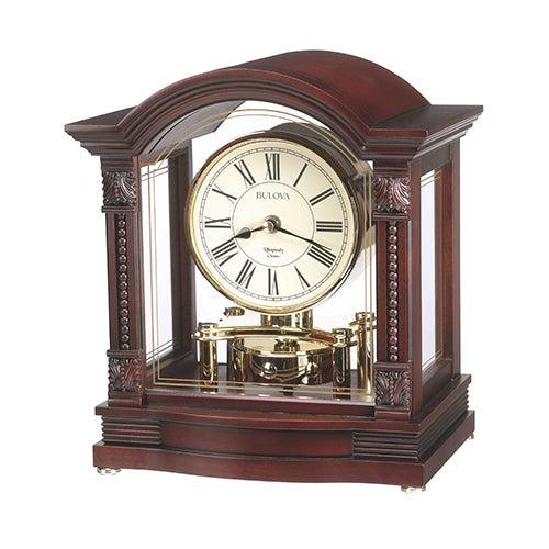 Bardwell Mantel Clock, Walnut