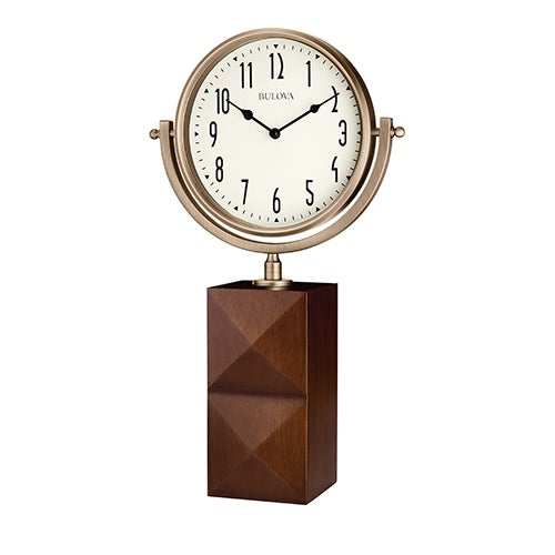 Park Avenue Table Clock