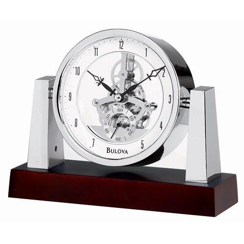 Largo See Through Table Clock